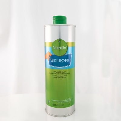 Nutrolin Seniori® ravintoöljy