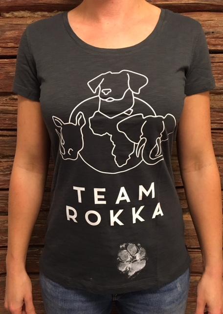 Team Rokka t-paita